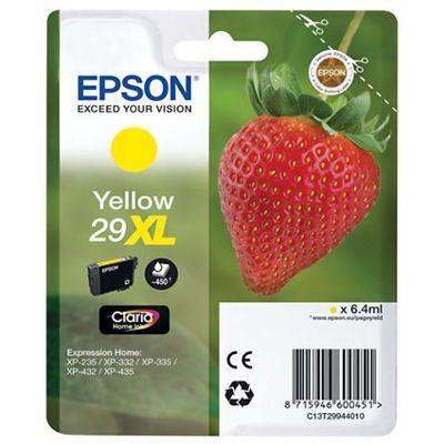 Tusz oryginalny 29XL do Epson (C13T29944010) (Żółty)