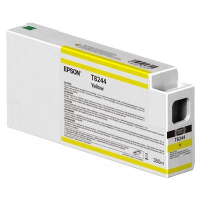 Tusz oryginalny T8244 do Epson (C13T824400) (Żółty)