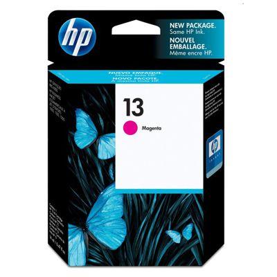 Tusz oryginalny 13 do HP (C4816A) (Purpurowy)
