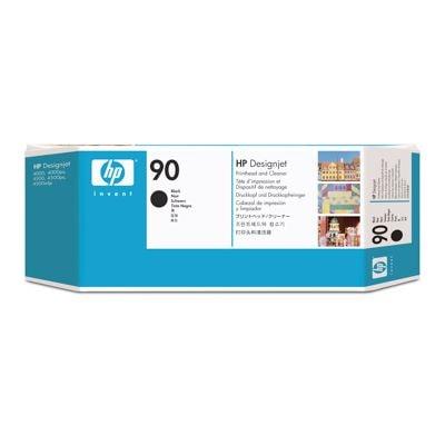 Głowica Cleaner oryginalny 90 do HP (C5054A) (Czarny)