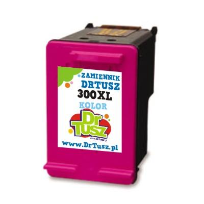 Tusz zamiennik 300 XL do HP (CC644E) (Kolorowy)