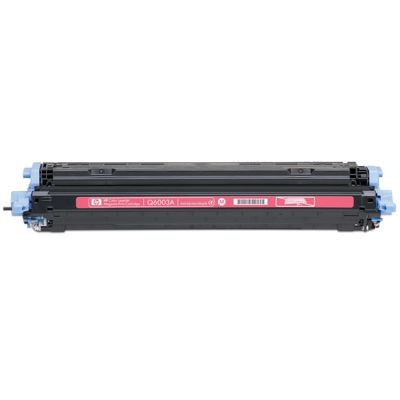 Skup toner 124A do HP (Q6003A) (Purpurowy)
