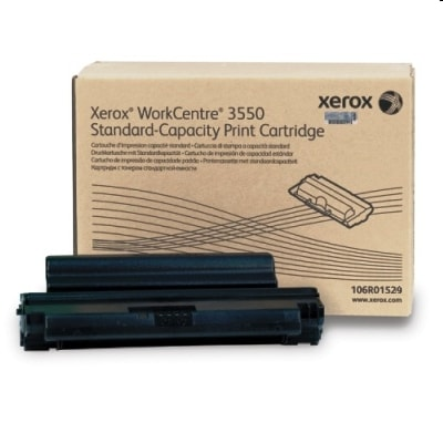 Toner oryginalny 3550 5K do Xerox (106R01529) (Czarny)