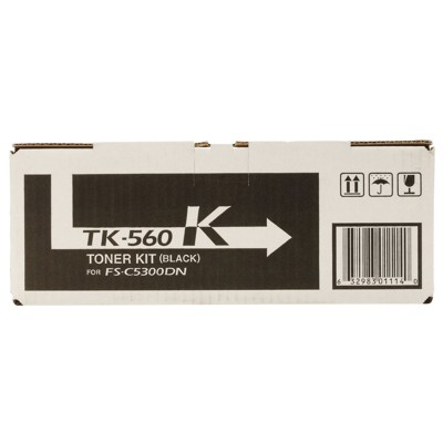Toner oryginalny TK-560K do Kyocera (1T02HN0EU0) (Czarny)