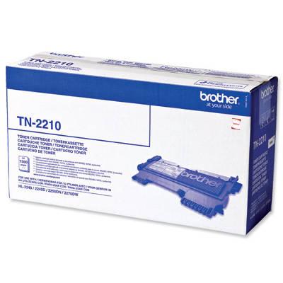Toner oryginalny TN-2210 do Brother (TN2210) (Czarny)