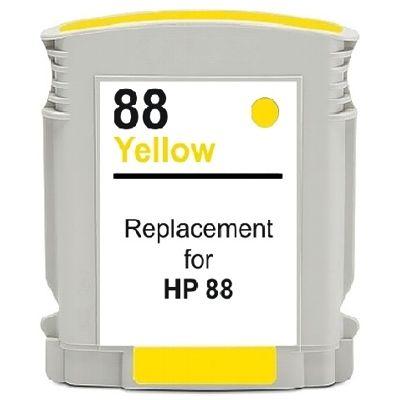 Tusz zamiennik 88 XL do HP (C9393AE) (Żółty)