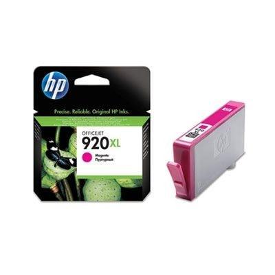 Tusz oryginalny 920 XL do HP (CD973AE) (Purpurowy)