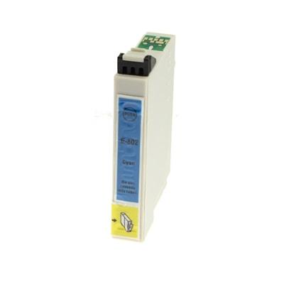 Tusz zamiennik T0802 do Epson (C13T08024011) (Błękitny)