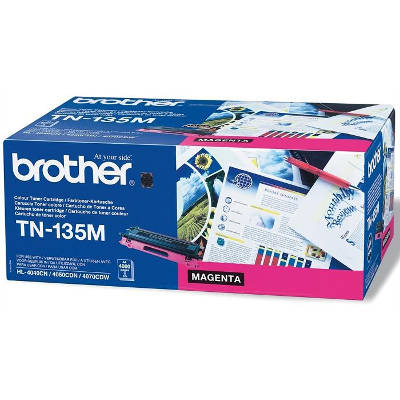 Toner oryginalny TN-135M do Brother (TN135M) (Purpurowy)
