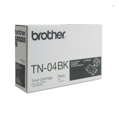 Toner oryginalny TN-04BK do Brother (TN-04-BK) (Czarny)