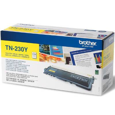 Toner oryginalny TN-230Y do Brother (TN230Y) (Żółty)
