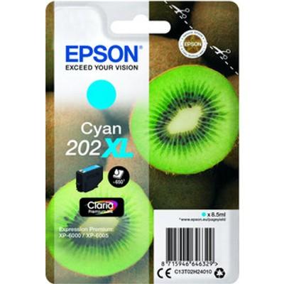 Tusz oryginalny 202 XL do Epson (C13T02H24010) (Błękitny)