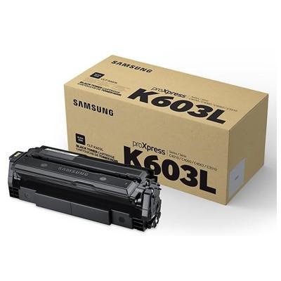 Toner oryginalny CLT-K603L do Samsung (SU214A) (Czarny)