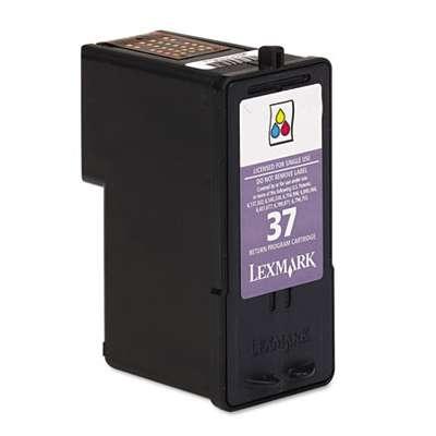 Regeneracja tusz 37 do Lexmark (18C2140E) (Kolorowy)