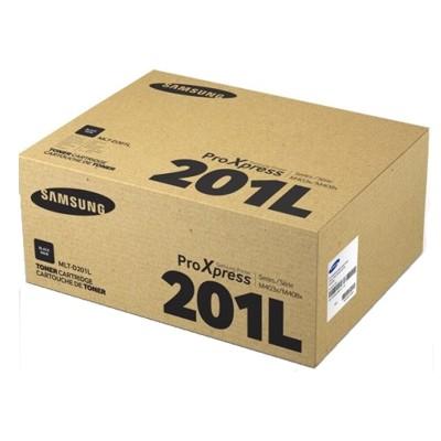 Toner oryginalny MLT-D201L do Samsung (SU870A) (Czarny)