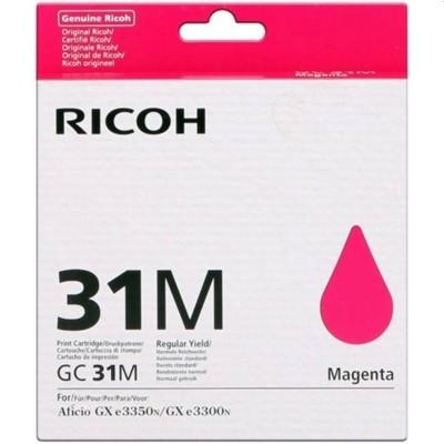 Tusz oryginalny GC-31M do Ricoh (405690) (Purpurowy)