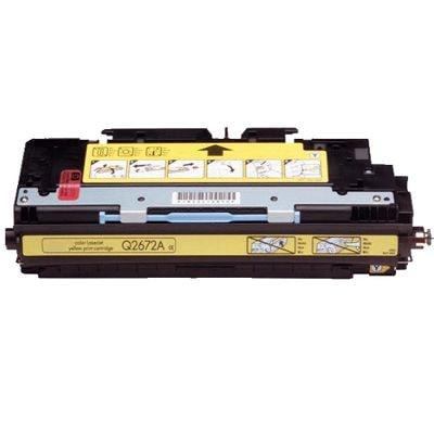 Regeneracja toner 309A do HP (Q2672A) (Żółty)