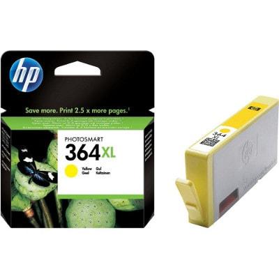 Tusz oryginalny 364 XL do HP (CB325EE) (Żółty)