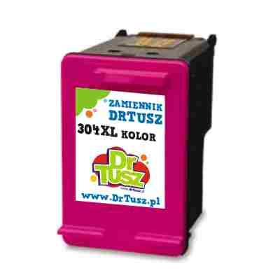 Tusz zamiennik 304XL do HP (N9K07AE) (Kolorowy)