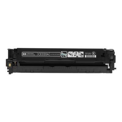 Regeneracja toner 128A do HP (CE320A) (Czarny)