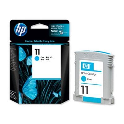 Tusz oryginalny 11 do HP (C4836A) (Błękitny)
