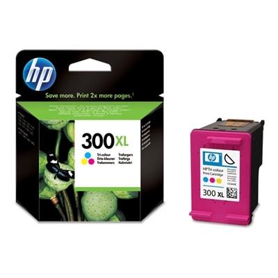 Tusz oryginalny 300 XL do HP (CC644EE) (Kolorowy)