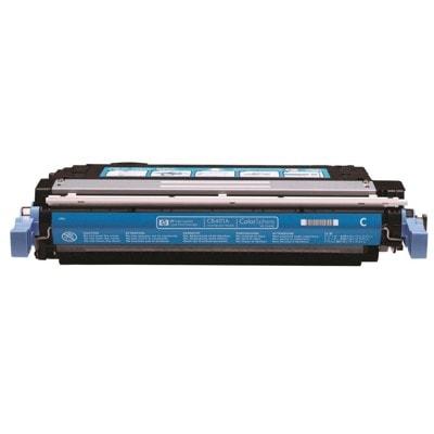 Regeneracja toner 642A do HP (CB401A) (Błękitny)