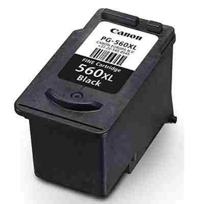 Regeneracja tusz PG-560 XL do Canon (3712C001) (Czarny)