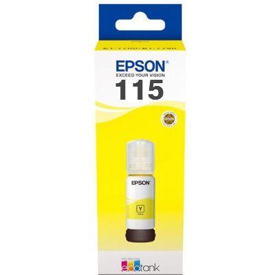 Tusz oryginalny 115 do Epson (C13T07D44A) (Żółty)