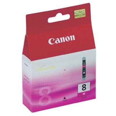 Tusz oryginalny CLI-8 M do Canon (0622B001) (Purpurowy)