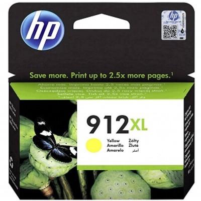 Tusz oryginalny 912 XL do HP (3YL83AE) (Żółty)