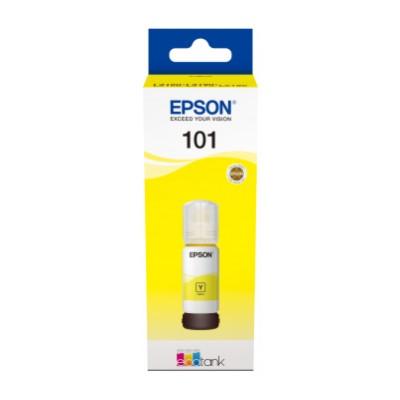 Tusz oryginalny 101 do Epson (C13T03V44A) (Żółty)