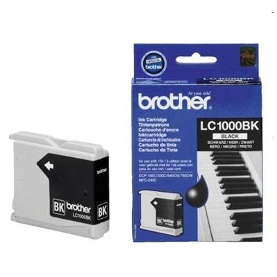 Tusz oryginalny LC-1000 BK do Brother (LC1000BK) (Czarny)
