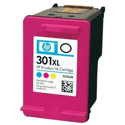 Skup tusz 301 XL do HP (CH564E) (Kolorowy)