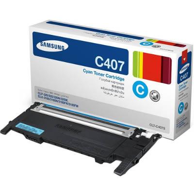 Toner oryginalny CLT-C4072S do Samsung (ST994A) (Błękitny)