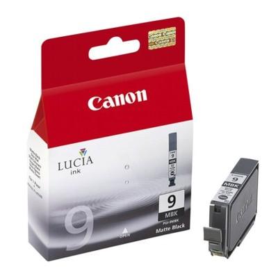 Tusz oryginalny PGI-9 MBK do Canon (1033B001) (Czarny matowy)