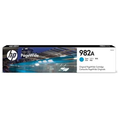 Tusz oryginalny 982A do HP (T0B23A) (Błękitny)