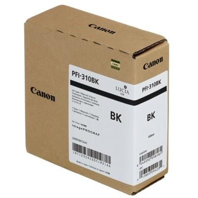 Tusz oryginalny PFI-310BK do Canon (2359C001) (Czarny)