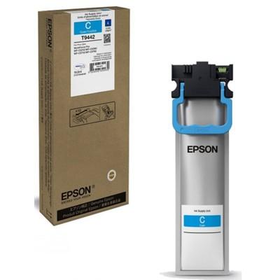Tusz oryginalny T9442 do Epson (C13T944240) (Błękitny)