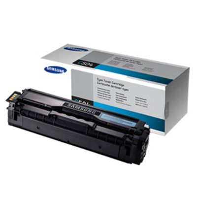 Toner oryginalny CLT-C504S do Samsung (SU025A) (Błękitny)