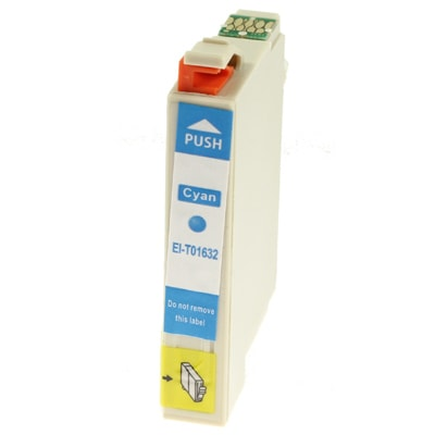 Tusz zamiennik T1632 (16XL) do Epson (C13T16324010) (Błękitny)