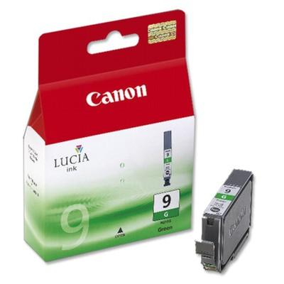 Tusz oryginalny PGI-9 Green do Canon (1041B001) (Zielony)