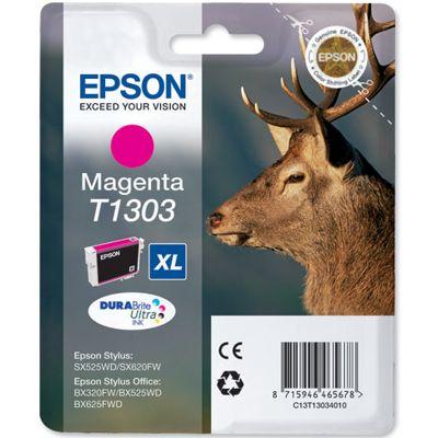 Tusz oryginalny T1303 do Epson (C13T13034010) (Purpurowy)