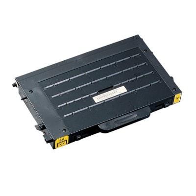 Regeneracja toner CLP-510D2Y 2K do Samsung (Żółty)
