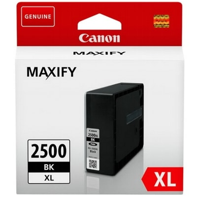 Tusz oryginalny PGI-2500 BK do Canon (9254B001) (Czarny)