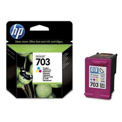 Tusz oryginalny 703 do HP (CD888AE) (Kolorowy)