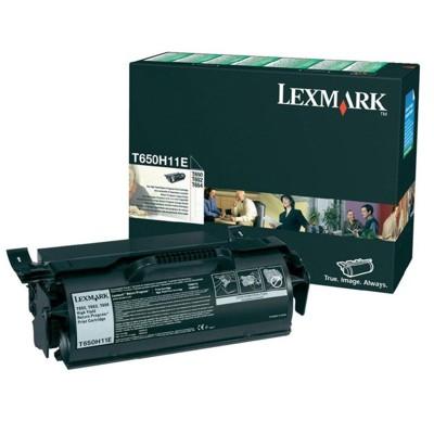 Toner oryginalny T650H11E do Lexmark (T650H11E) (Czarny)