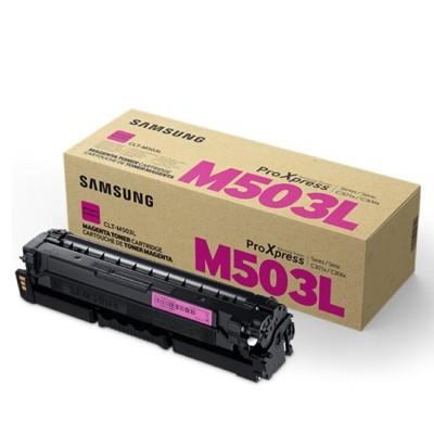 Toner oryginalny CLT-M503L do Samsung (SU281A) (Purpurowy)