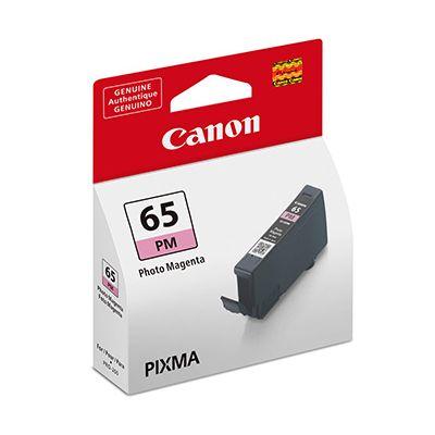 Tusz oryginalny CLI-65 PM do Canon (4221C001) (Purpurowy Foto)