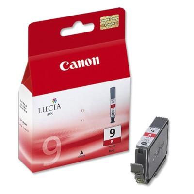Tusz oryginalny PGI-9 Red do Canon (1040B001) (Czerwony)